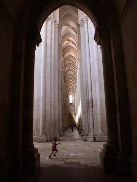 Kirche in Alcobaca
