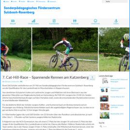 Website - Förderzentrum Sulzbach Rosenberg
